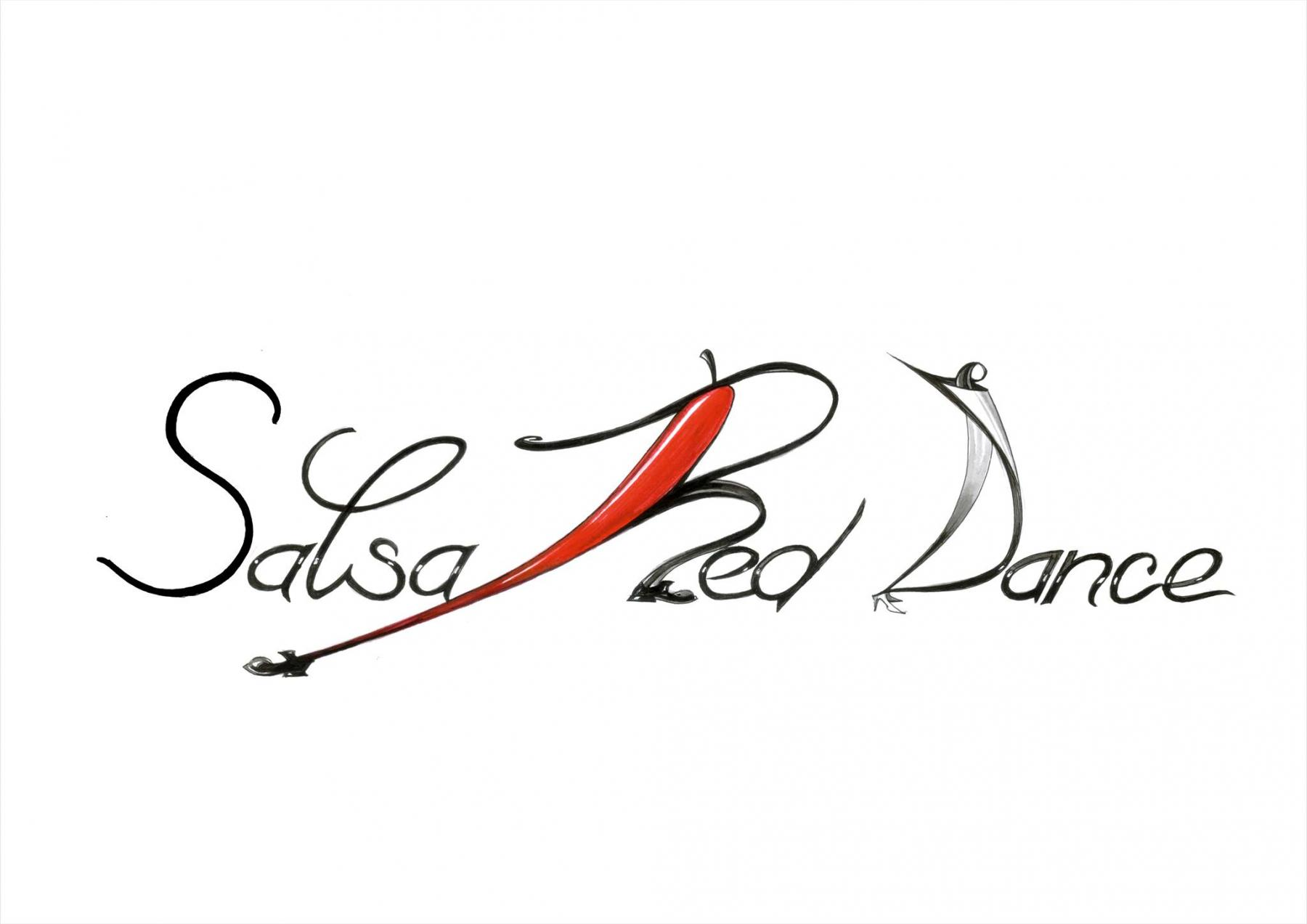 Salsa Red Dance